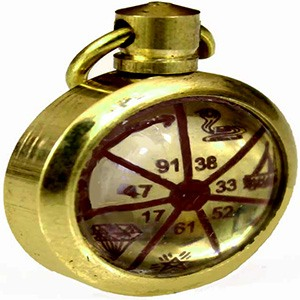lucky charm locket,Kary Siddhi Yantra