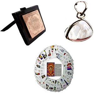Amulet Combination for Spiritual Awareness & Psychic Ability.