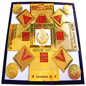 Talisman for Material Comforts & Wealth