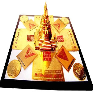 Talisman for Wealth, Well-Being & Good Fortune