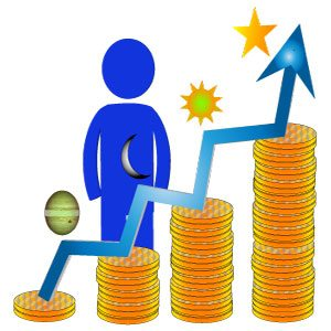 Astrology report for money, wealth and finances.