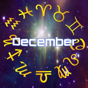 Next Month's Horoscopes, Predictions for December, 2017
