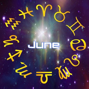 Next Month's Horoscopes, 01,June to 01,July