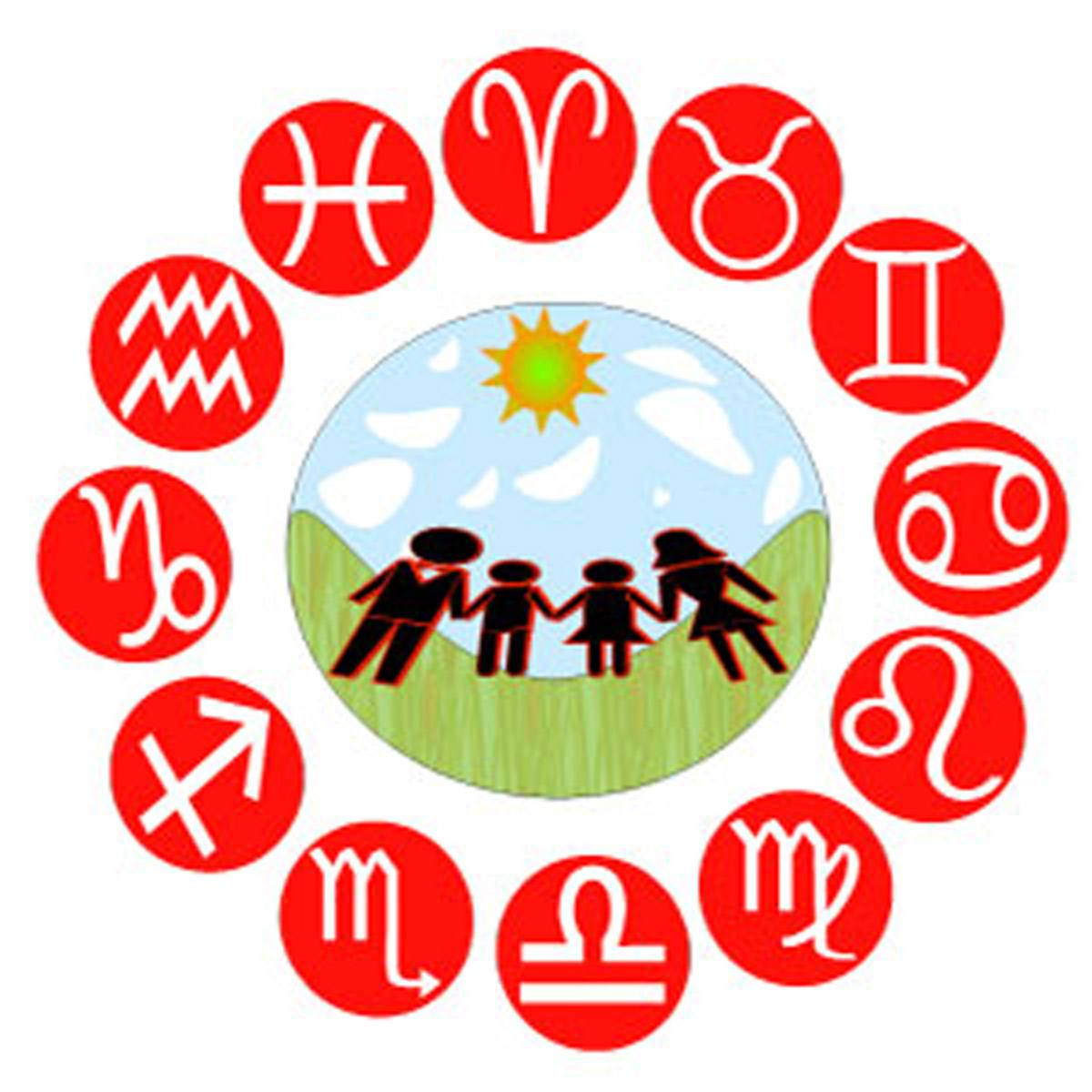 Astrology report for family life, parents and children.
