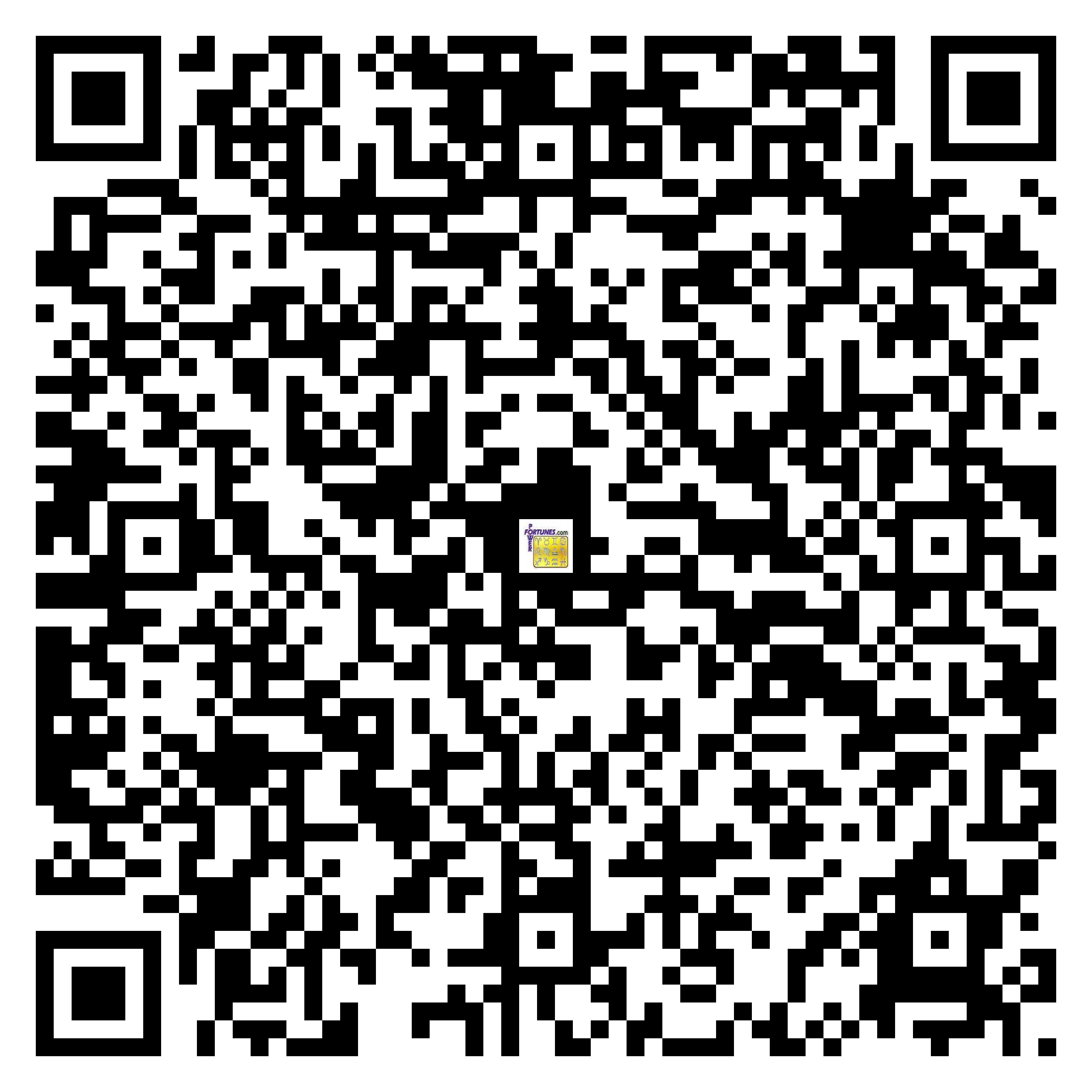 Download QR Code for PowerFortunes.com SKU# Pwr.cm101X107-s