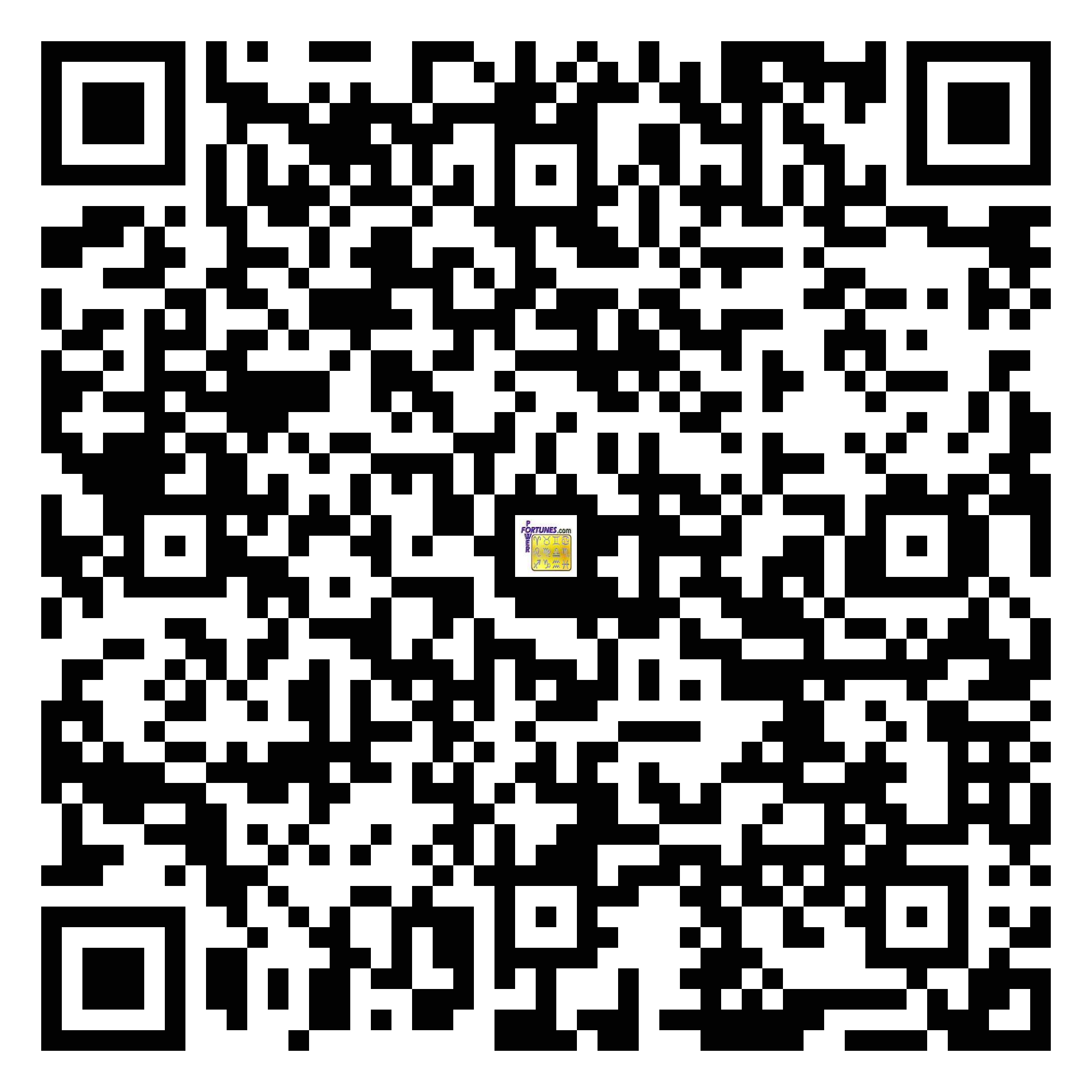 Download QR Code for PowerFortunes.com SKU# Pwr.mn146X129-s