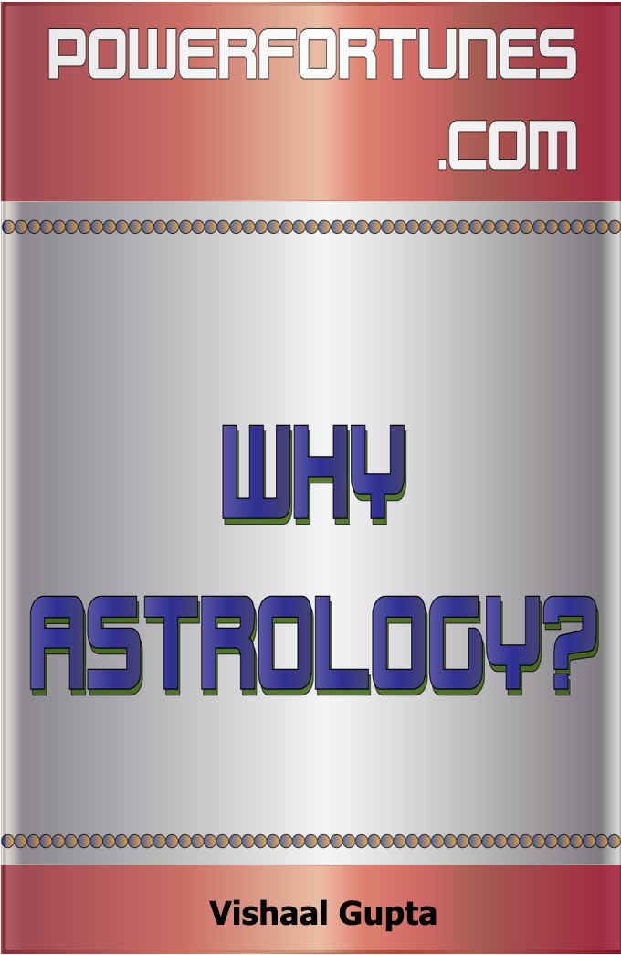 eBook, Why Astrology?