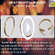 Click for video about, ITEM 74, Lucky Five Metal Bracelet
