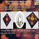 Click for video about, ITEM 8 SOLID CRYSTAL SHRI YANTRA