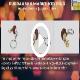 Click for video about, Item 68, Rudraksh & Maruti Talisman Key Ring